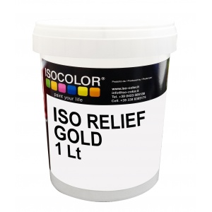 ISO RELIEF GOLD LT.1