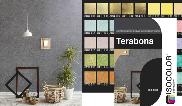 Iso Chic by Isocolor. All the colors of a refined elegance.