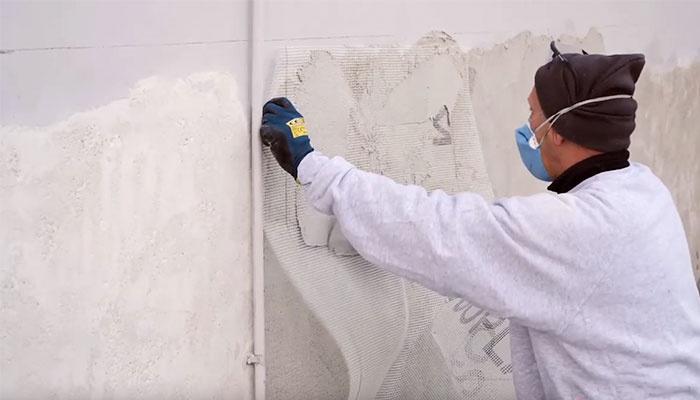 Steigende Luftfeuchtigkeit an den Wänden? Problem gelöst, ohne abzureißen!