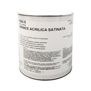 Diluizione vernice acrilica